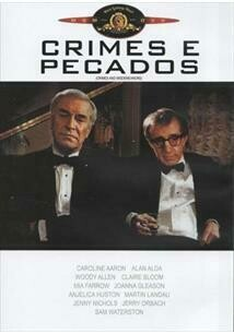 CRIMES E PECADOS - DVD
