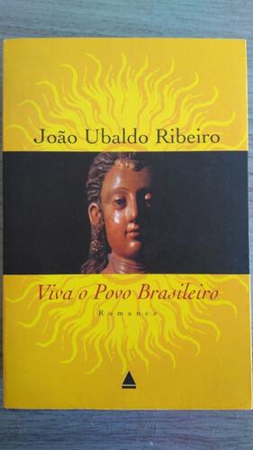 VIVA O POVO BRASILEIRO - JOAO UBALDO RIBEIRO