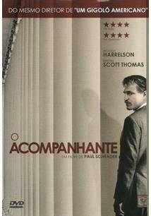 O ACOMPANHANTE - DVD