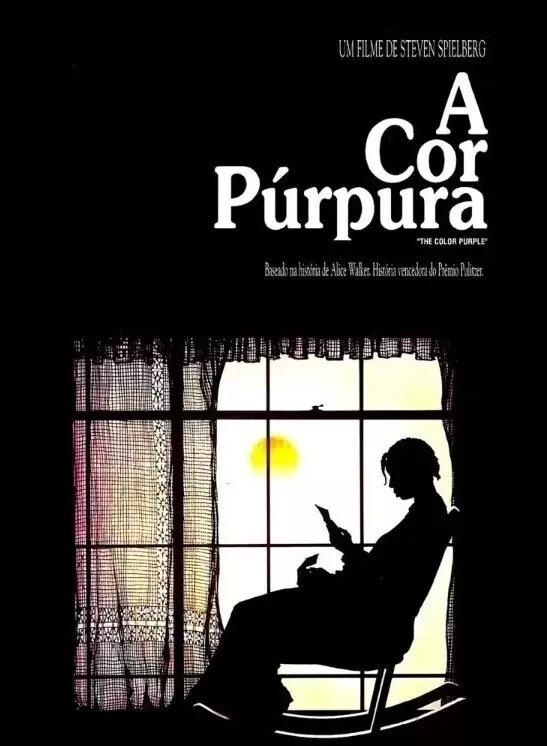A COR PURPURA - DVD