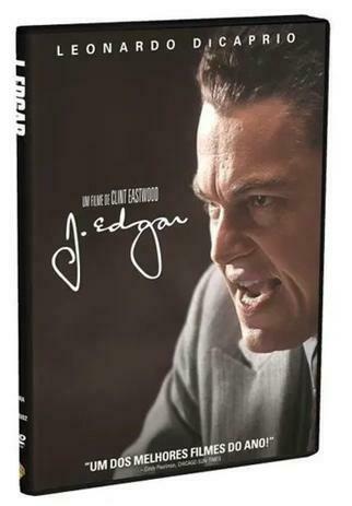 J EDGAR - DVD