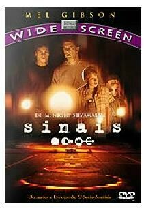 SINAIS - DVD