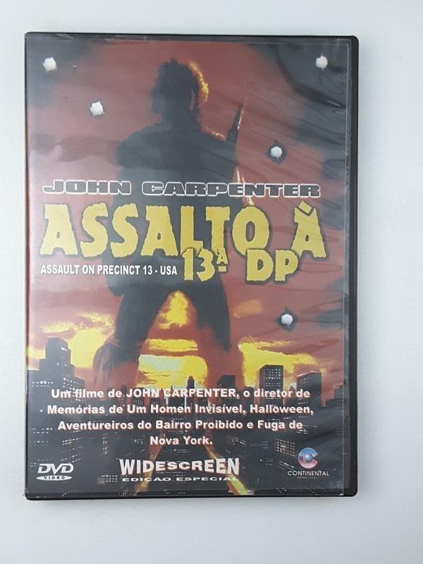 ASSALTO A 13 DP - DVD