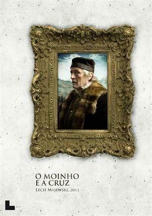 O MOINHO E A CRUZ - DVD