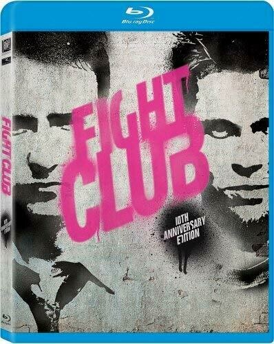 FIGHT CLUB - BLURAY