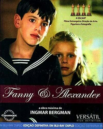 FANNY E ALEXANDER - BLURAY