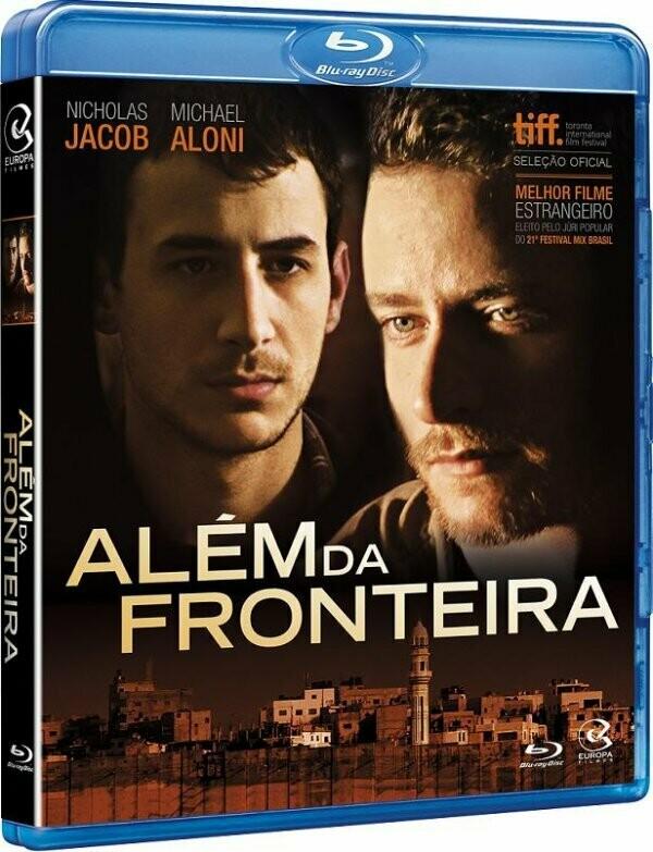 ALEM DA FRONTEIRA - BLURAY