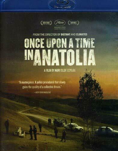 ONCE UPON A TIME IN ANATOLIA - BLURAY - NOVO - IMPORTADO