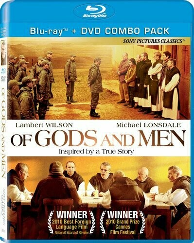OF GODS AND MEN - BLURAY - NOVO - IMPORTADO