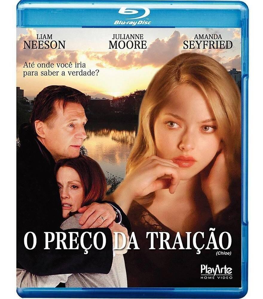 O PRECO DA TRAICAO - BLURAY