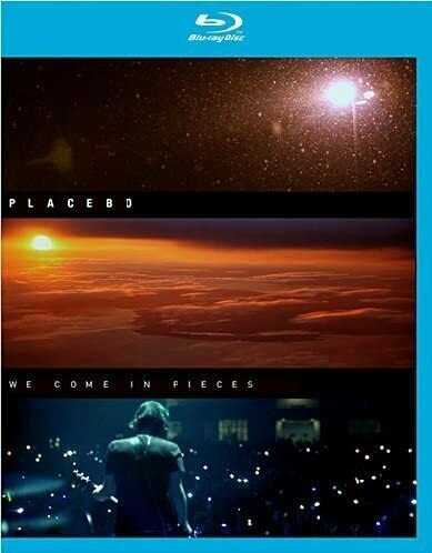 PLACEBO WE CAME IN PIECES - BLURAY