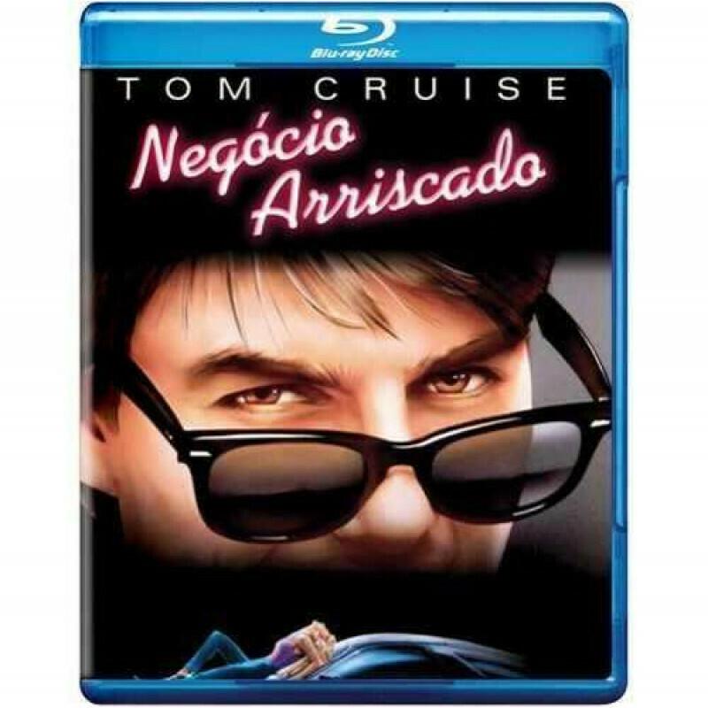 NEGOCIO ARRISCADO - BLURAY