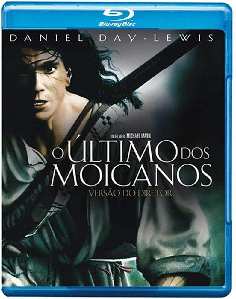 O ULTIMO DOS MOICANOS - BLURAY