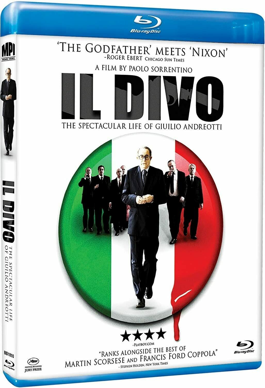 IL DIVO - BLURAY