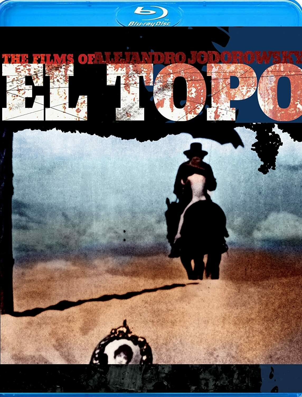EL TOPO - BLURAY