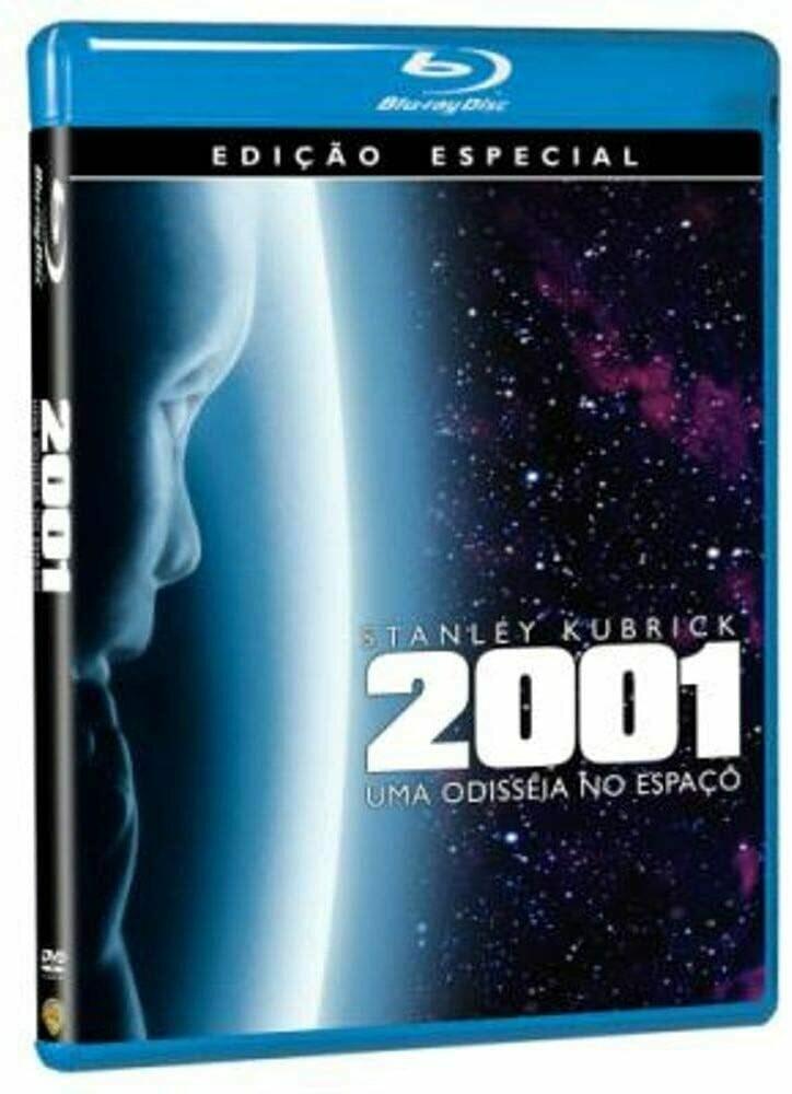 2001 UMA ODISSEIA NO ESPACO - BLURAY