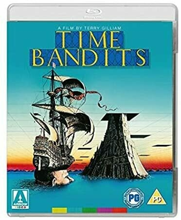 TIME BANDITS - BLURAY