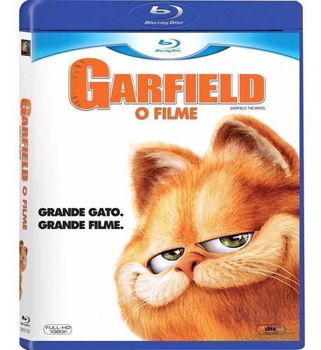 GARFIELD O FILME - BLURAY