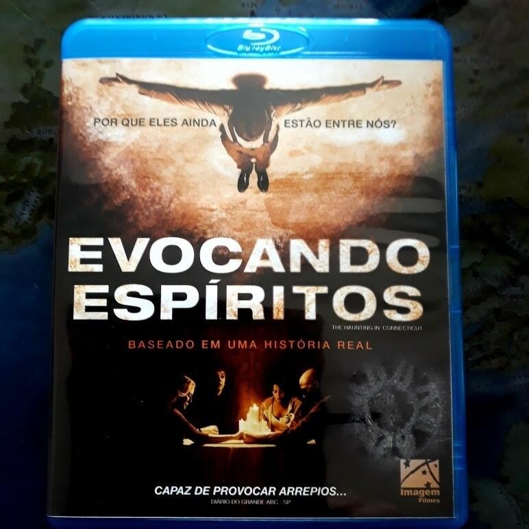 EVOCANDO OS ESPIRITOS - BLURAY