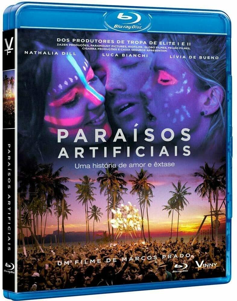 PARAISOS ARTIFICIAIS - BLURAY