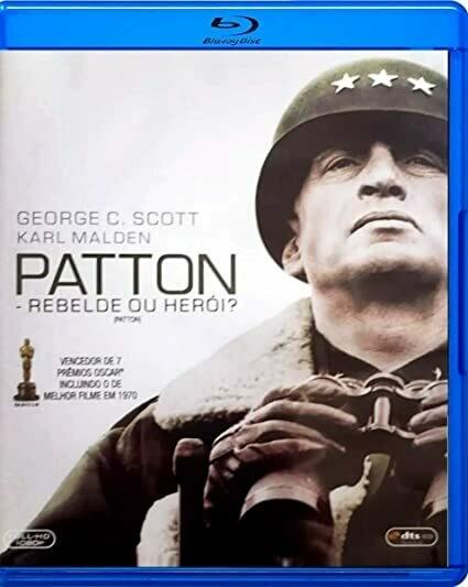 PATTON - BLURAY