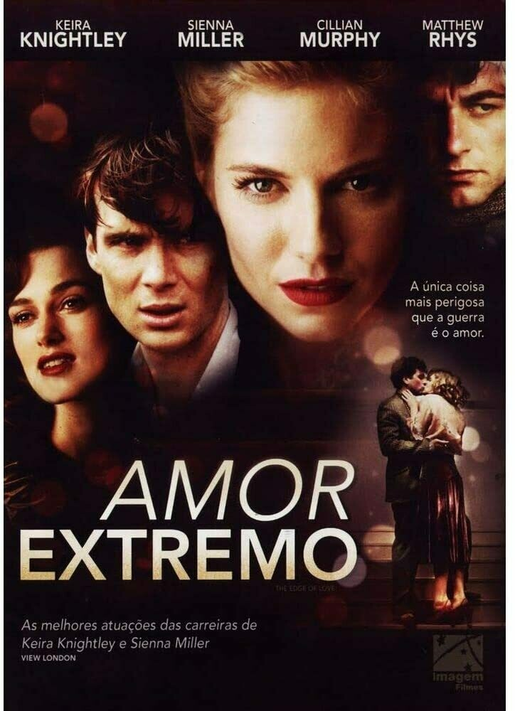 AMOR EXTREMO - BLURAY