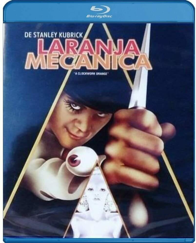 LARANJA MECANICA - BLURAY