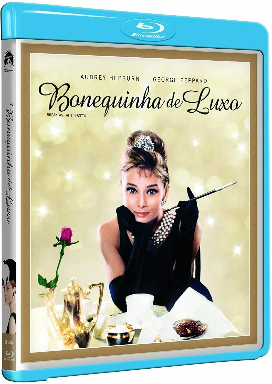 BONEQUINHA DE LUXO - - BLURAY