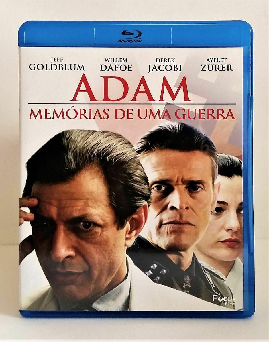 ADAM MEMORIAS DE UMA GUERRA - BLURAY
