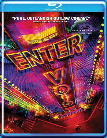 ENTRE THE VOID - BLURAY
