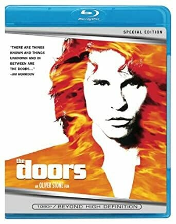 THE DOORS - BLURAY - IMPORTADO