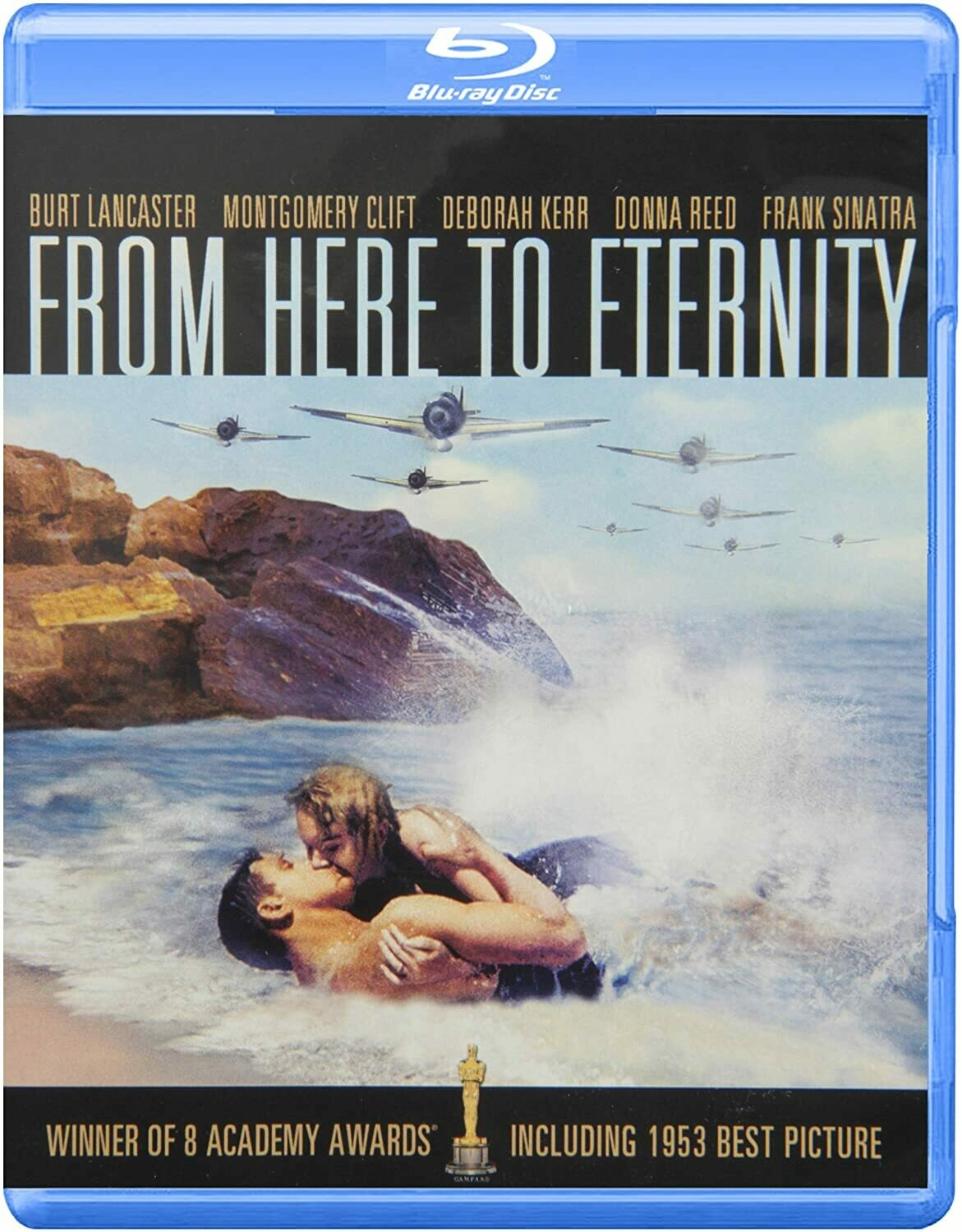 FROM HERE TO ETERNITY - BLURAY