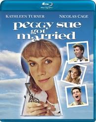 PEGGY SUE GOT MARRIED - BLURAY