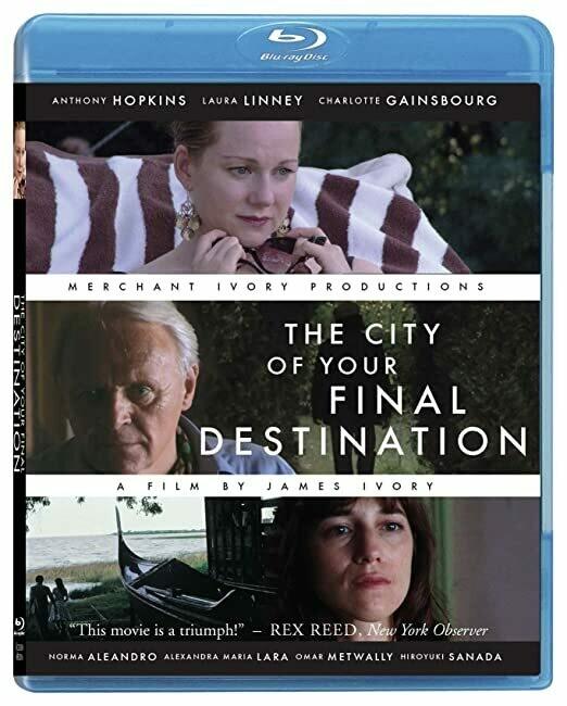 THE CITY OF YOUR FINAL DESTINATION (SEMINOVO)- BLURAY