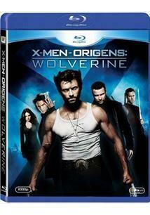 X-MEN ORIGENS - WOLVERINE - BLURAY