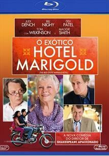 O EXOTICO HOTEL MARIGOLD - BLURAY