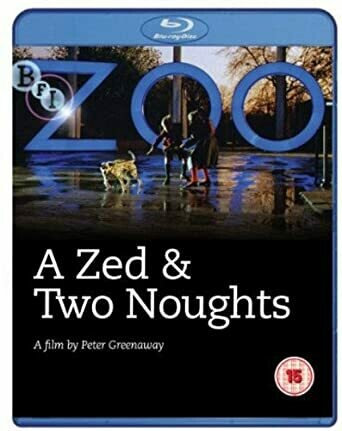 A ZED AND TWO NOUGHTS - BLURAY