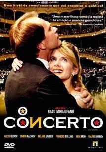 O CONCERTO - BLURAY