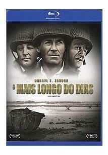 O MAIS LONGO DOS DIAS (SEMI NOVO) - BLURAY