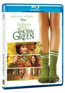 A ESTRANHA VIDA DE TIMOTHY GREEN -(SEMI NOVO) BLURAY