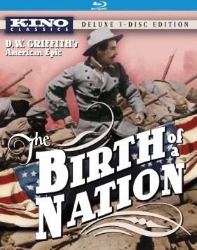 THE BIRTH OF NATION - BLURAY (NOVO IMPORTADO)