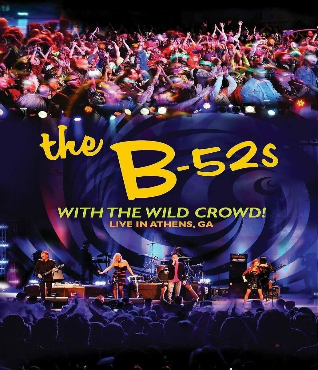 THE B52'S - BLURAY