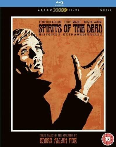 SPIRITS OF THE DEAD - BLURAY - NOVO IMPORTADO