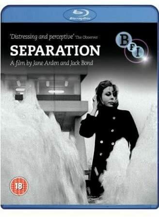 SEPARATION - BLURAY (NOVO IMPORTADO)