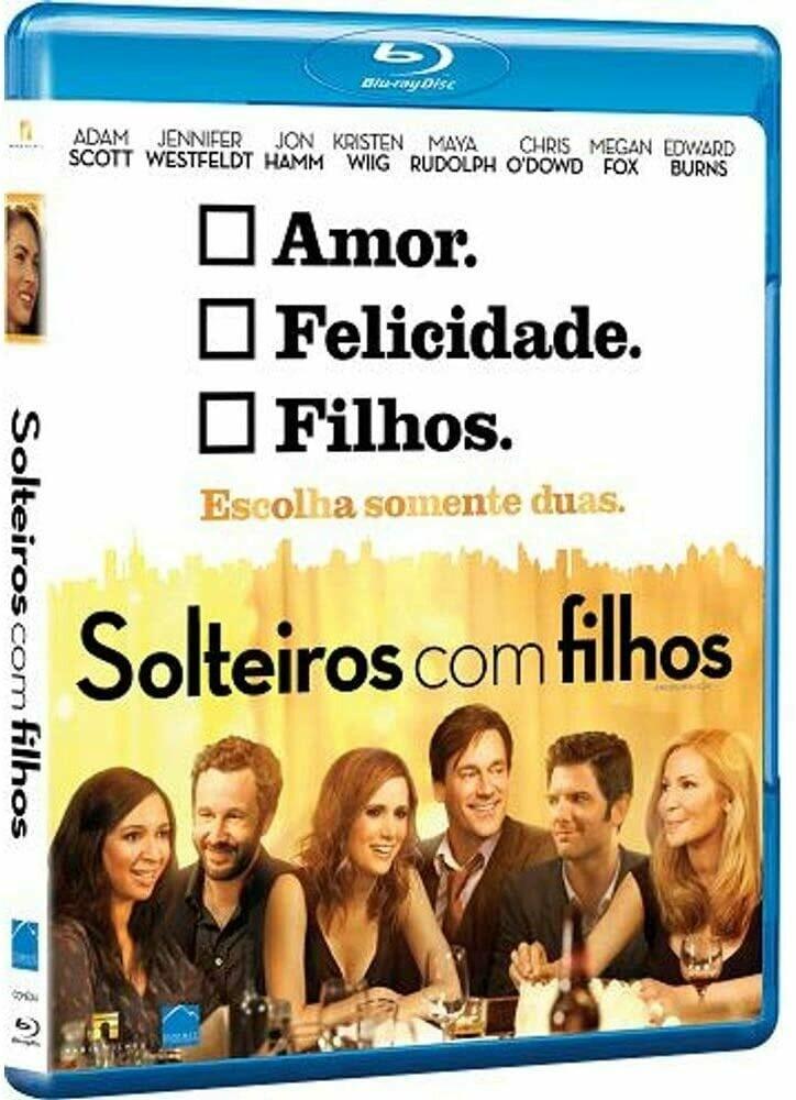 SOLTEIROS COM FILHOS - BLURAY