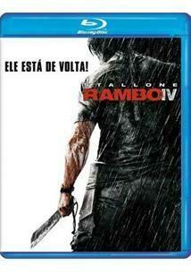 STALONNE RAMBO IV - BLURAY