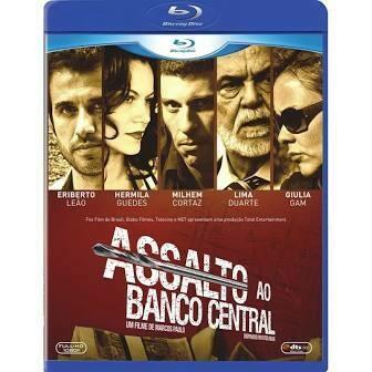 ASSALTO AO BANCO CENTRAL - BLURAY