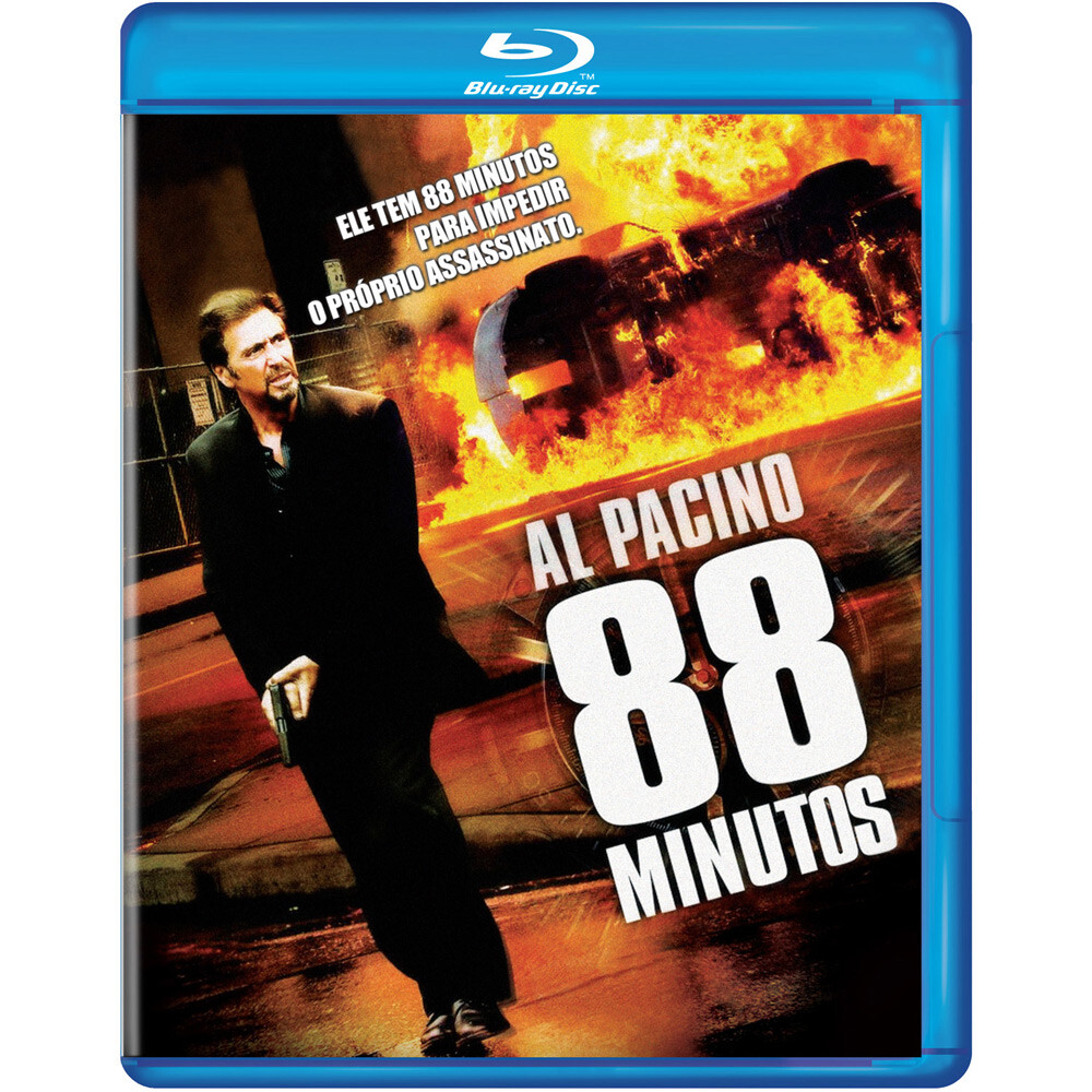 88 MINUTOS - BLURAY