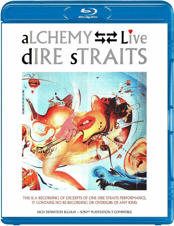 DIRE STRAITS - ALCHEMY - BLURAY