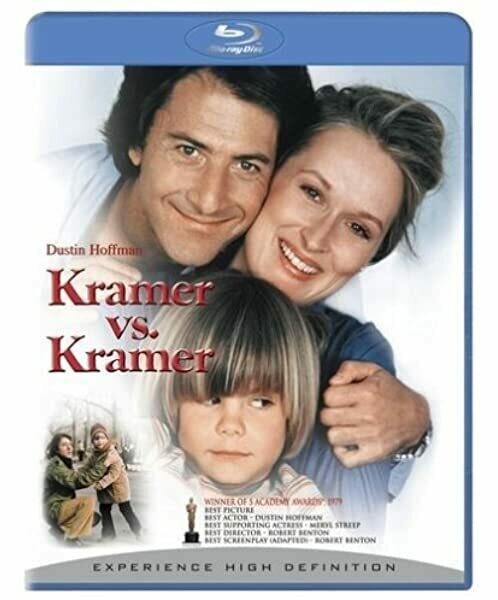 KRAMER VS KRAMER - BLURAY